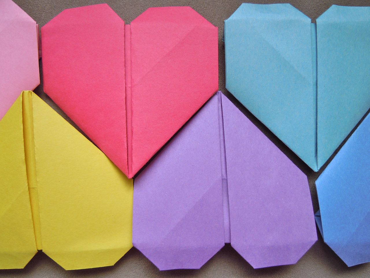 Pin Origami-heart on Pinterest - photo#17
